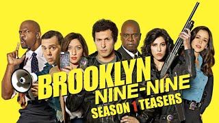 All Teasers/Introductions With English Subtitles – Season 1   BROOKLYN NINE-NINE