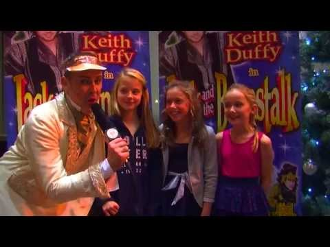 Jack and the Beanstalk at UCH Audience Reactions