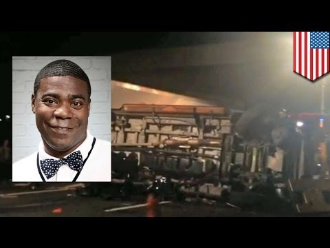 Tracy Morgan Accident: Comic responsive, but still in critical condition