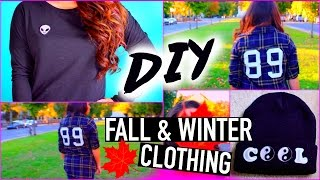 DIY fall clothes: Tumblr Inspired Thumbnail