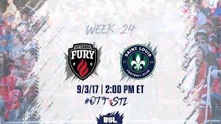 Ottawa Fury vs St. Louis full match