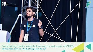 Empowering Mobile Team to Harness Real Power of CI/CD