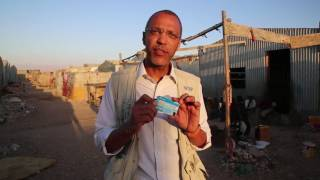 WFP Fighting Famine with Finance in Drought Stricken Somalia