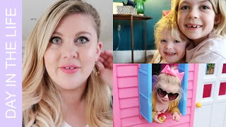 Life of a Mum of Two! | Mummy Homey Day in the Life | LOUISE PENTLAND