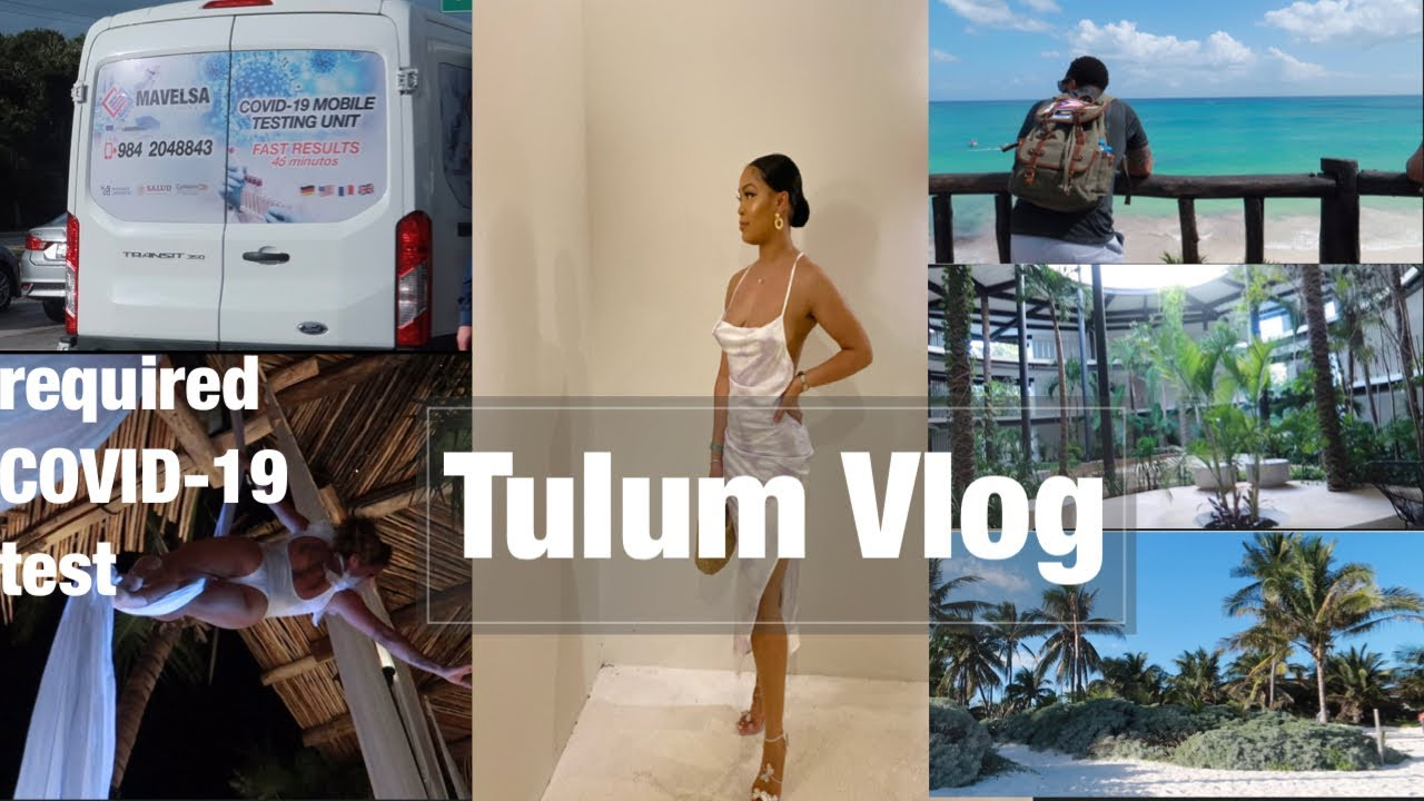 Tulum Vlog | Covid test to fly home | Mia Lissette