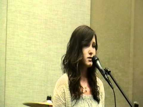 Grand Rapids First-Katie Vogel's Song Writing entry at National Fine Arts Phoenix 2011