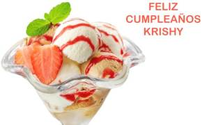 Krishy   Ice Cream & Helados