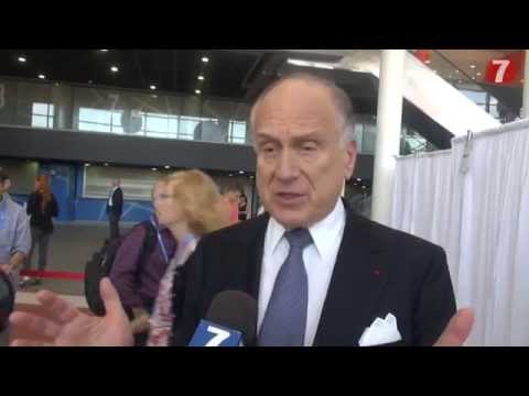Interview: Amb. Ron Lauder in Israel