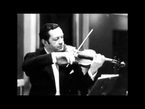 Arthur Grumiaux Twelve Fantasias for Violin Solo TWV 40:14-25 by GP Telemann