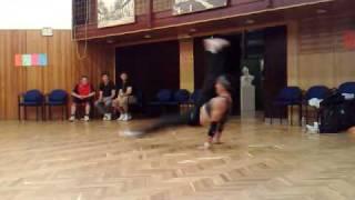freski budapest training 2009