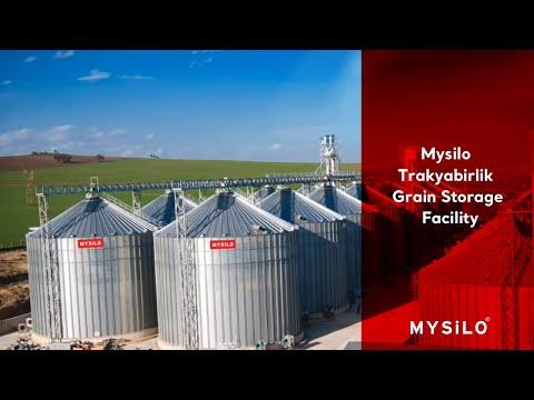 Mysilo Trakyabirlik Grain Storage Facility