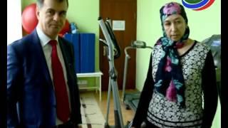Советник главы РД подарил тренажеры Дагестанской региональной организации «Жизнь без слез»