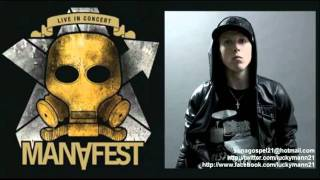 Manafest - Avalanche (Live In Concert CD) New Song  Rap Metal 2011