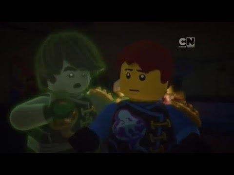 Lego Ninjago Tribute [Cole] Ghost