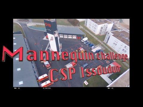 Mannequin Challenge à la Caserne  de Pompier d'Issoudun