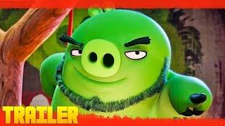 Angry Birds. La Película (2016) Final Tráiler Oficial #4 Español