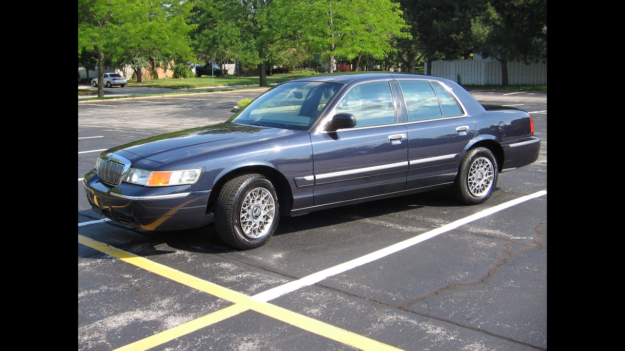 2001 mercury grand marquis full throttle