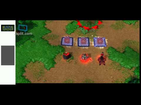 Warcraft III World Editor Custom Map: Creating Booty Bay - Amitel's Road to the Portal of Coh-tlah