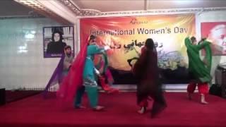 AFCECO Girls Attan Dance