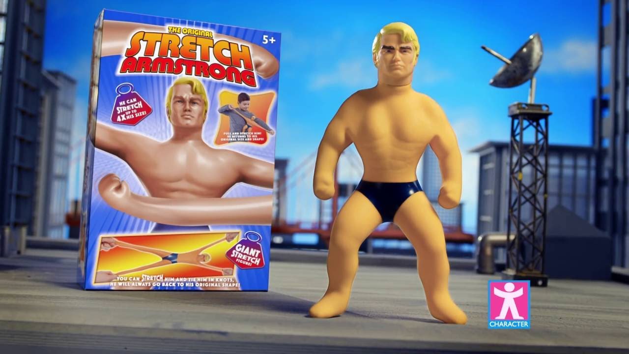 Image result for stretch armstrong