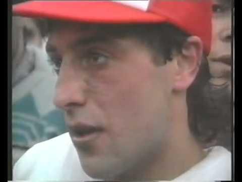 Jorge Alves em 1989 ( Ex- Campeão Nacional de Motocross )