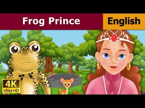 Frog Prince in English | Story | English Fairy Tales