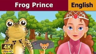 Frog Prince in English | English Story | Fairy Tales in English | English Fairy Tales