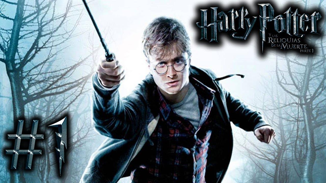 Harry Potter Y Las Reliquias De La Muerte Parte 1 Ps3 1 La Boda