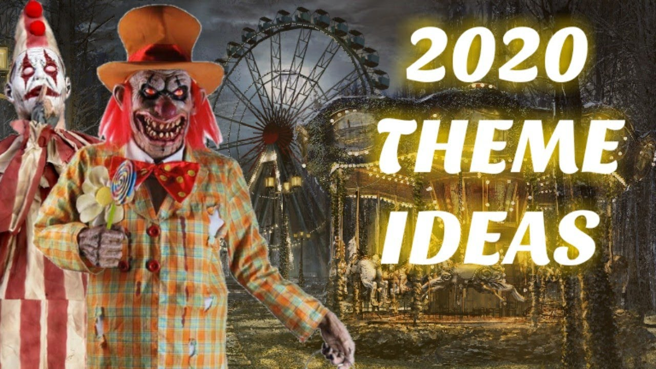 Halloween Theme 2020 Spirit Halloween 2020 Theme Ideas And Predictions, CarnEvil