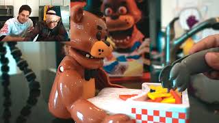 Tazer Craft   BRINQUEDO DO FIVE NIGHTS AT FREDDYS! ASSUSTADOR