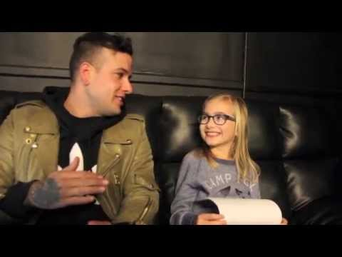Kids Interview Bands - Mystery Skulls
