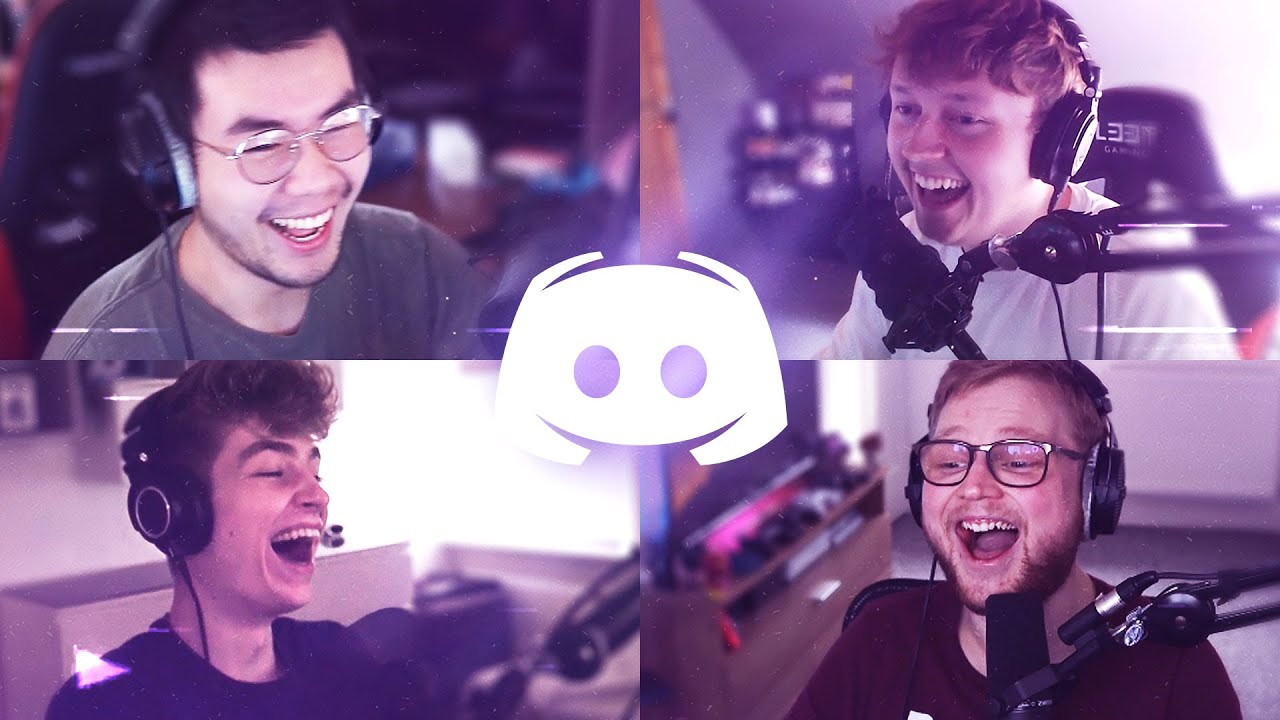 DISCORD MOMENTS that will CAUSE LAUGHTER