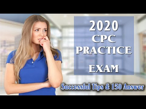 cpc-practice-exam-for-medical-billing-and-coding-|-successful-tips-for-clearing-cpc-exam-in-2020
