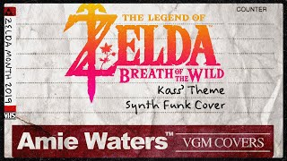 *Zelda Month* VGM #169: Kass' Theme (Breath of the Wild) Synth Funk Cover
