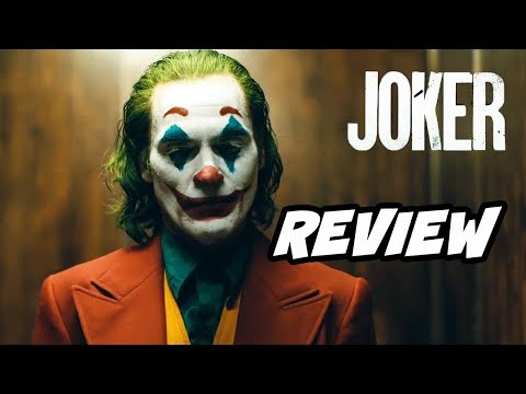 Joker Review - NO SPOILERS