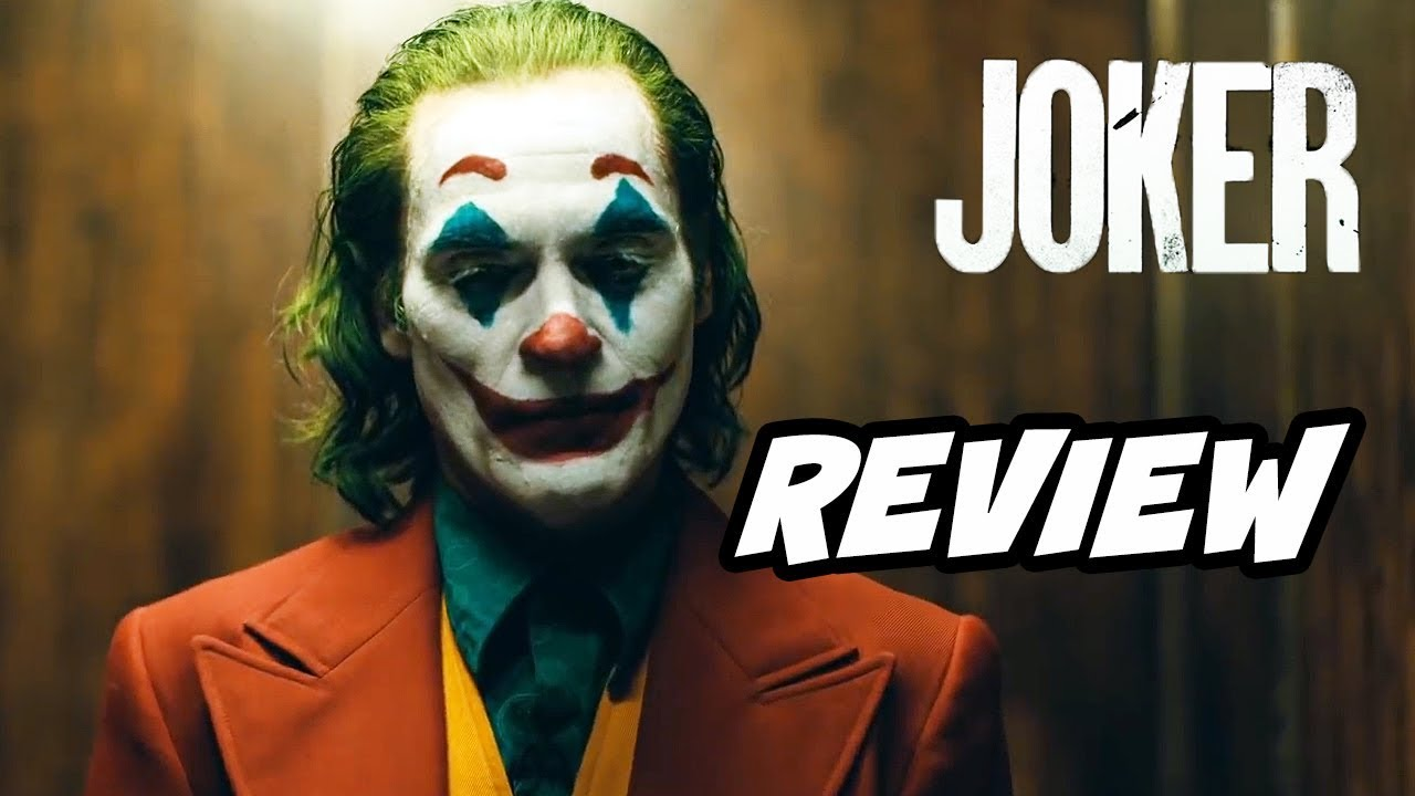 Here's What Early Reviews Are Saying About Joker