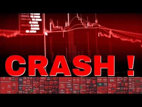 Stock Market Crash Recession 2019 is here Black Monday Christmas Eve Eve