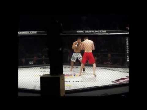Cristiano Souza vs Rory Shallcross