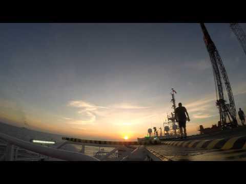Offshore Installation thailand