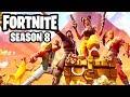 Fortnite Season 8! Volcano! - Fortnite - Gameplay Part 66