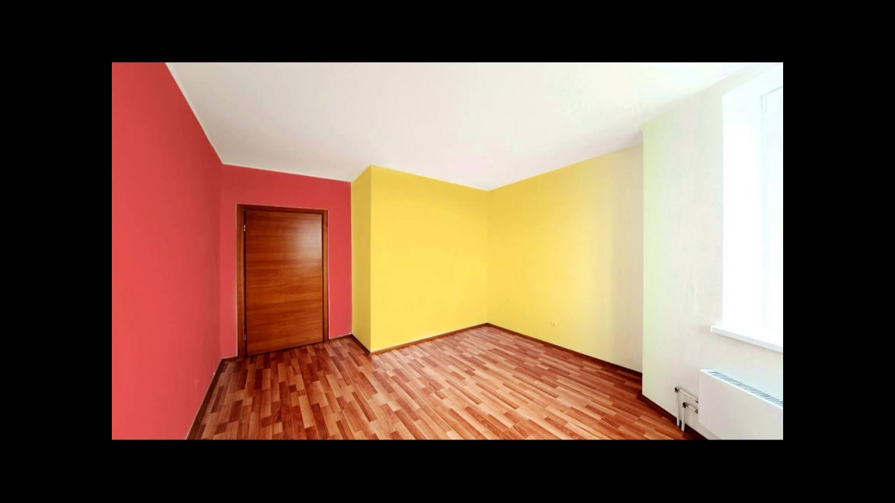 Gu a para pintar interiores youtube for Casas pintadas interior