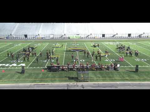 Mechanicsburg Area Senior High School Marching Band ACC 2019