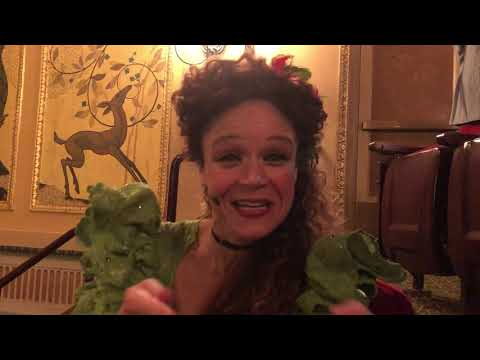 Meet Amber Gray from Hadestown - YouTube