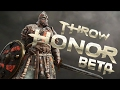 For Honor | Dishonor