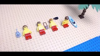 Lego Police School 2