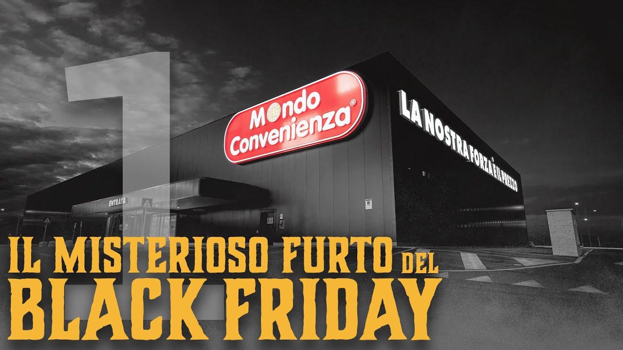 Mondo Convenienza Divano Letto Dallas.Black Friday 2019