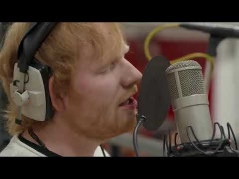 Ed Sheeran - The Making of Perfect with full orchestral performance!