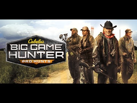 Cabela's Big Game Hunter 2017: Rust Edition - YouTube