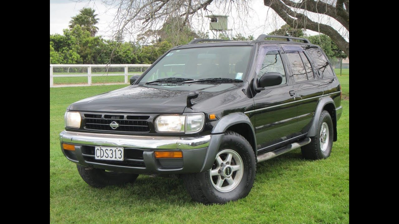 1995 nissan terrano widebody r3m r 1 reserve cash4cars rh youtube com 2011 Nissan Pathfinder Owner's Manual 2001 Nissan Pathfinder Manual PDF