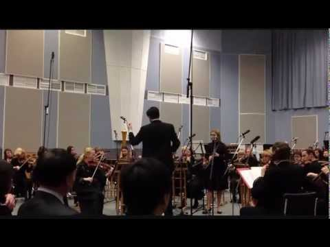 Oblivion - Belarus Radio & TV Broadcast Symphony Orchestra - Mtro. Oswaldo Pajares - Astor Piazzolla